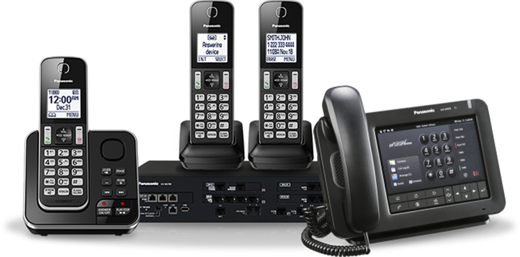 IPSET Standard téléphoniques Panasonic